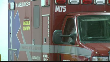 DeKalb County recommends new 5-year contract with highly-criticized ambulance company AMR