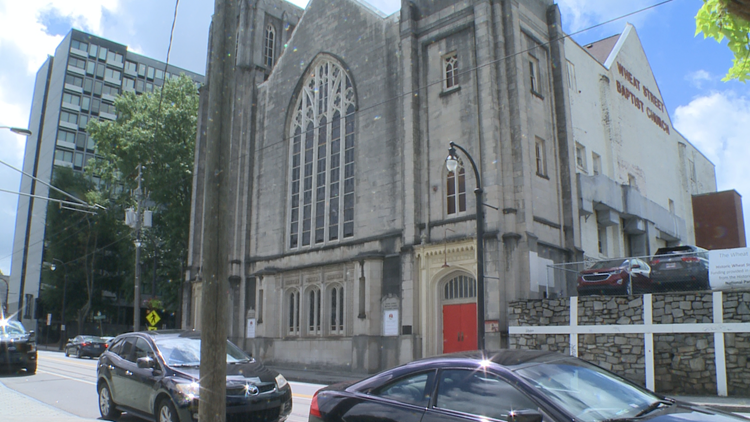 wheat street baptist church