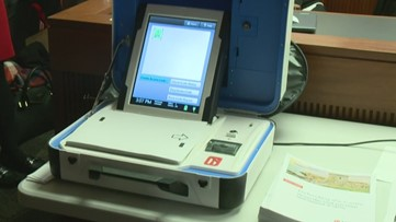New voting machines stall Georgia's 2020 primary date