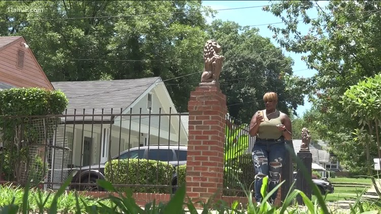 Students track impact of extreme heat in Atlanta neighborhoods