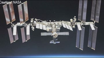 NASA calls doctor to assist an astronaut aboard the international space station suffering from a blood clot
