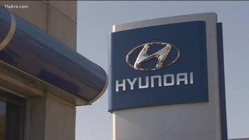 Hyundai plans to use fingerprint technology