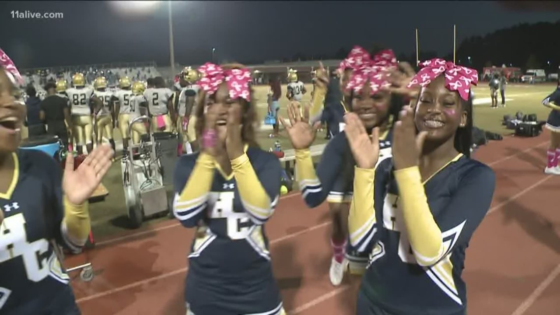 Fear Of Driving >> Highlights: Hapeville Charter 37, South Atlanta 0 ...