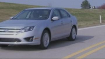 Ford recalls 600,000 cars to fix brake problem