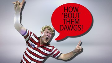 Why is UGA's football team known as the Bulldogs?