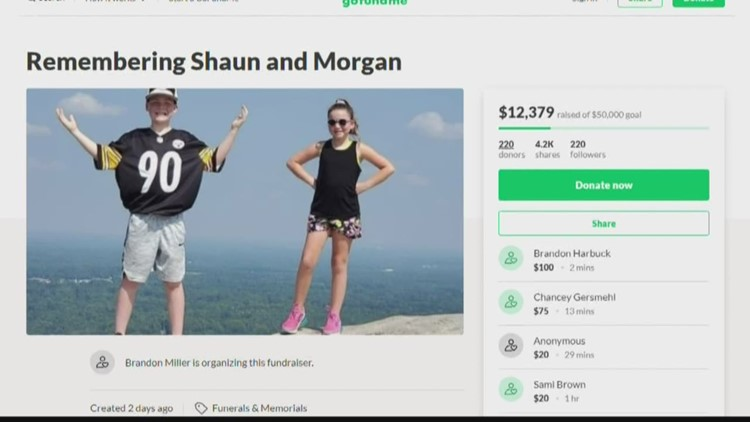 Online fundraising campaign set up after children killed in fire