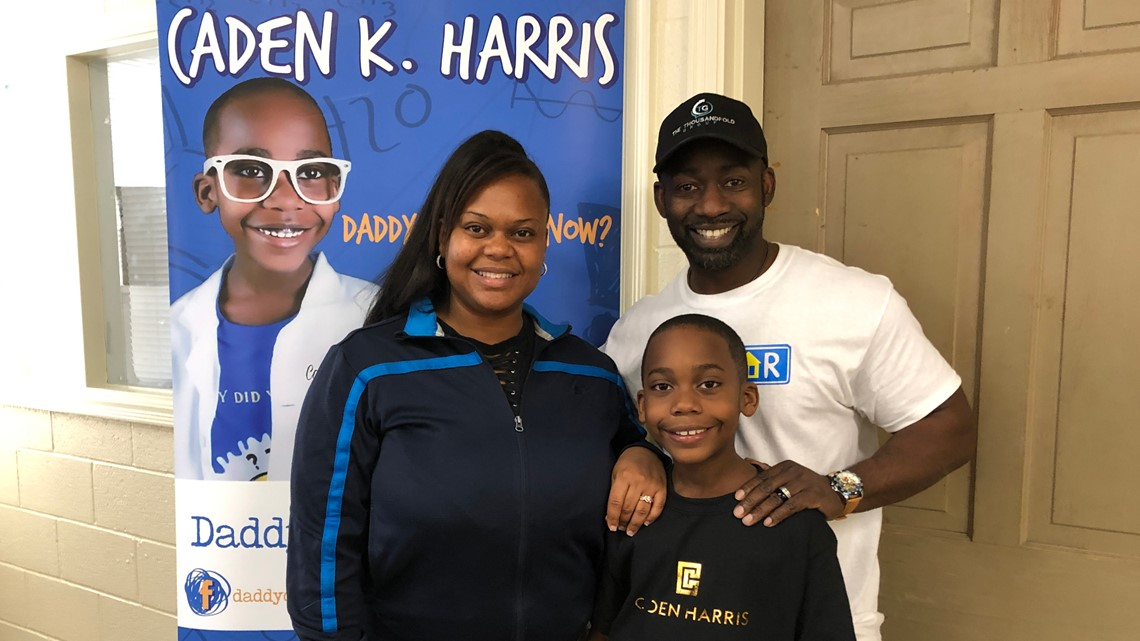 Child entrepreneurs in Hapeville show kids it's never too early to dream big