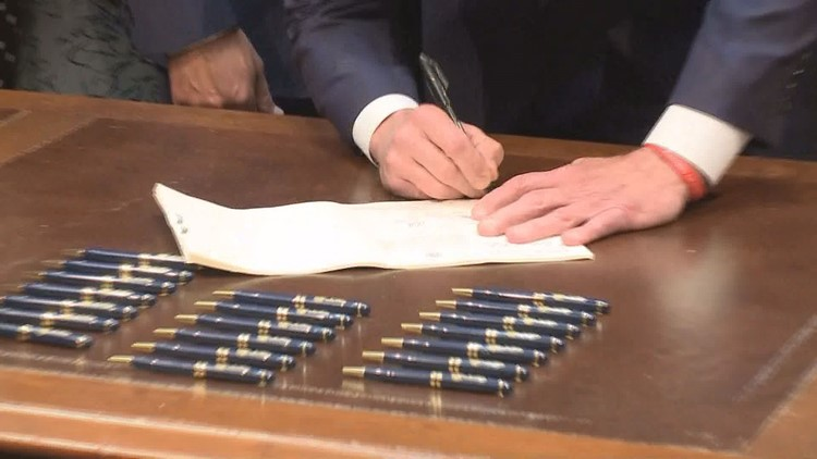 Gov. Kemp signs 'heartbeat bill' into law