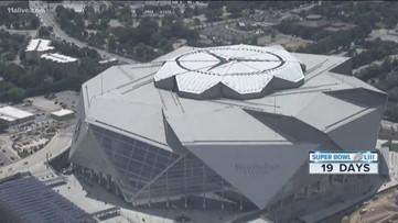 City of Atlanta officials discuss Super Bowl 2019 plans, safety measures