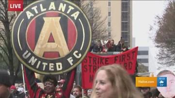 Atlanta United victory parade route revealed