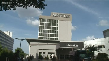 Why Sheraton Atlanta took three days to close after Legionnaires' disease  confirmed