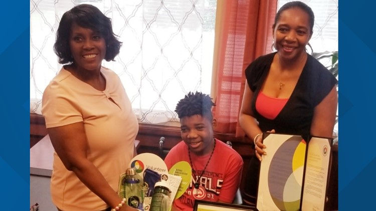 Lawrenceville teen needs public's help to find bone marrow donor, battles severe sickle cell disease