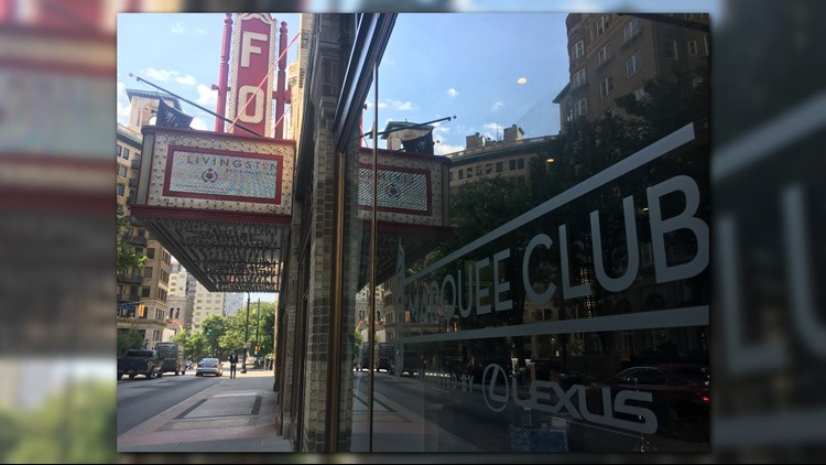 Atlanta's Fox Theatre is adding a new level of luxury with the opening of the  Marquee Club , which includes a scenic rooftop terrace.