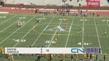 Griffin vs. Fairfield (Ala.) in the Cam Newton C1N Football Showcase | Full Game