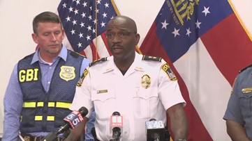 RAW: Athens-Clarke County PD Chief Cleveland Spruill provides update on officer-involved shooting