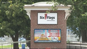 Six Flags to hire 3,000 people