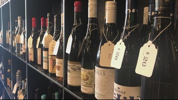 Atlanta wine retailers concerned about Trump administration tariff that could double the price of European wine