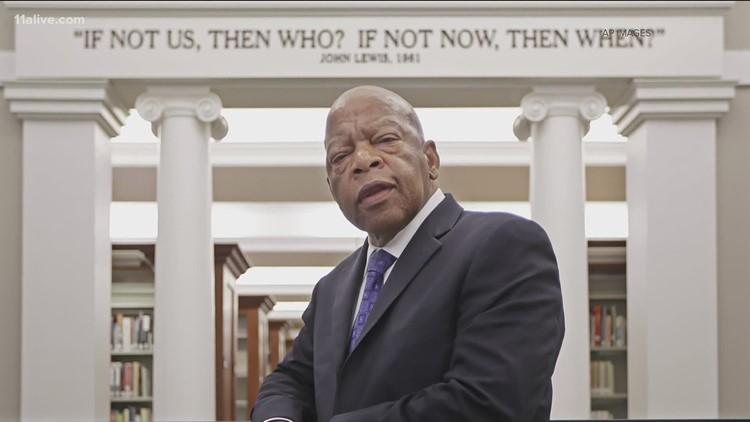 Short stint in Congress at stake in special election for late Rep. John Lewis' seat