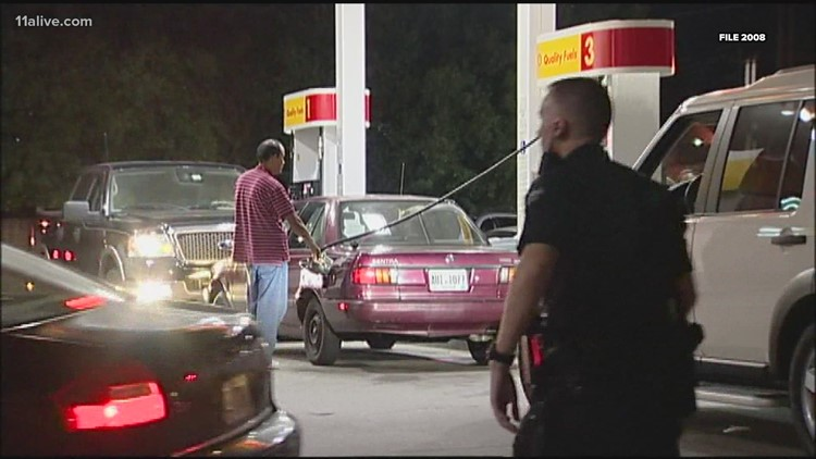 Gas price, supply issues concern some rideshare drivers: 'Without gas, I don't work'