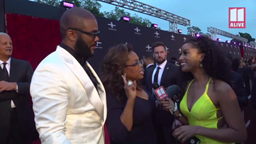 Tyler Perry Studios: Some of our favorite interviews of the night