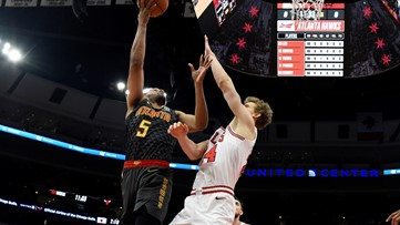 Hawks finish preseason in Chicago with 1-4 record