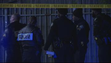Four people shot, wounded outside popular Atlanta nightclub