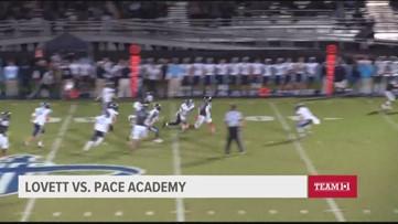TEAM 11: Lovett vs. Pace Academy