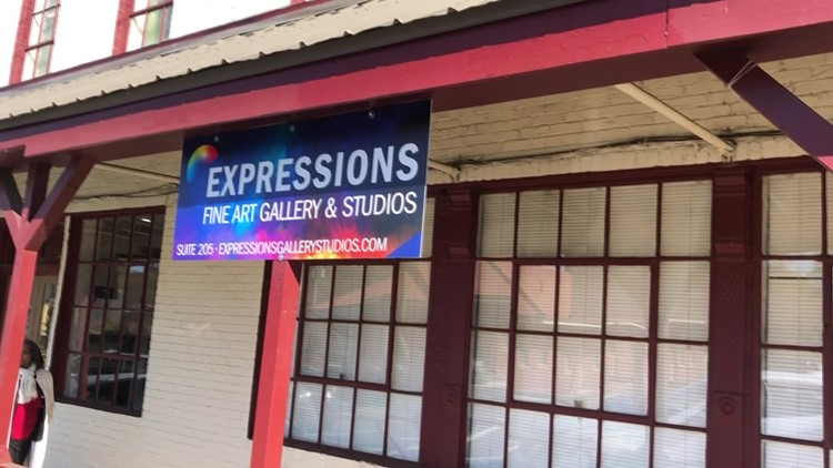 Expressions Fine Art Gallery