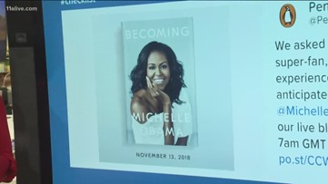 Michelle Obama releases new book