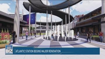 Atlantic Station begins major renovation