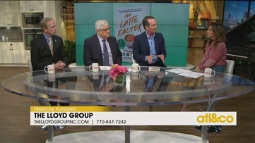 Financial Planning with The Lloyd Group and The Latte Factor