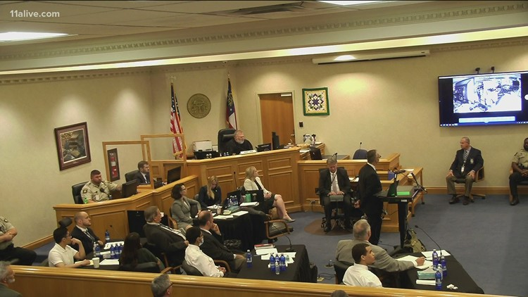 Trial against teens in death of Hall County deputy focuses on alleged string of robberies
