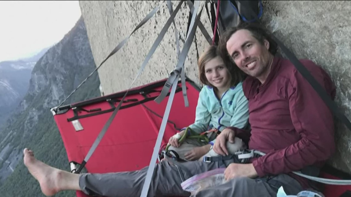 Youngest El Cap climber, Facebook 'like' fugitive turns himself in, she got stuck in a toy car: Good, Odd, Funny