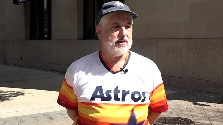 We asked Houston fans what they think of the Braves | Here's what they said