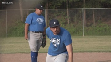 Baseball league gives those with special needs a chance to enjoy game
