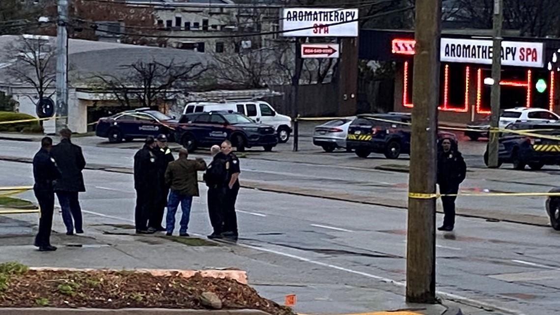 Atlanta Spa Shootings Piedmont Road 11alive Com