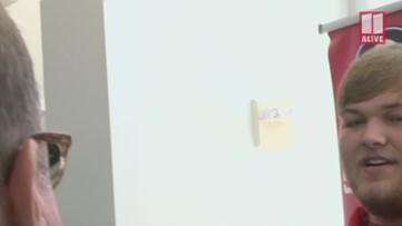 UGA's Cade Mays previews Notre Dame matchup