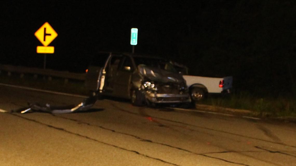 Fiery crash kills Lawrenceville man