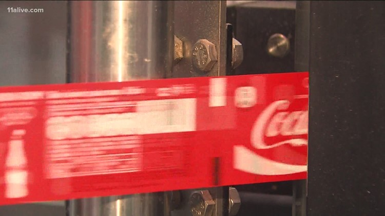 Coca-Cola Company cutting back on jobs