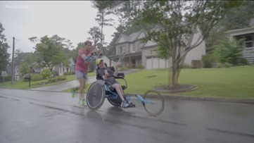 Cerebral palsy won't limit dreams of brothers Brent and Kyle