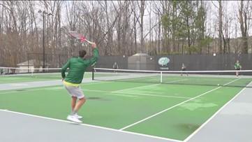 Georgia Gwinnett College tennis team on winning streak