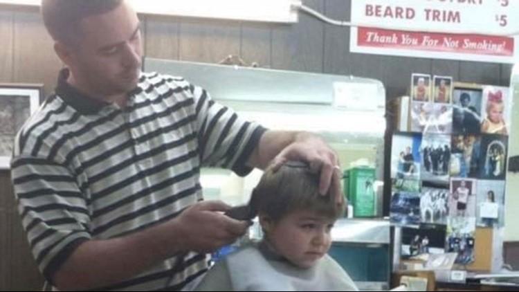 Canton barber offers hair cut tutorials online