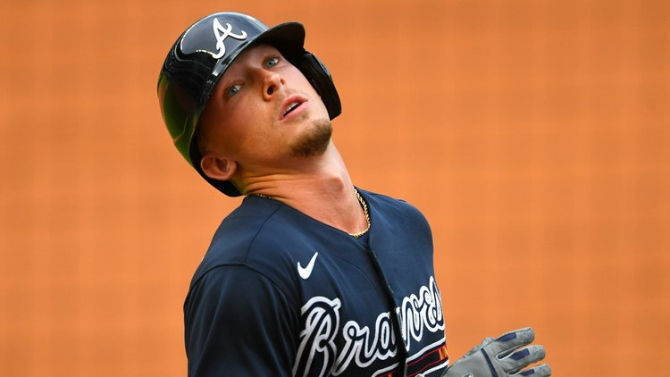Drew Waters 'grateful' to have minor league baseball back