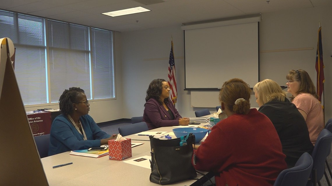 Homicide support group provides peace for victims' family