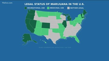Growing demand for researching marijuana from government