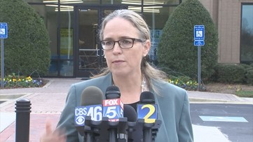 Carolyn Bourdeaux files to run again for 7th Congressional District in 2020