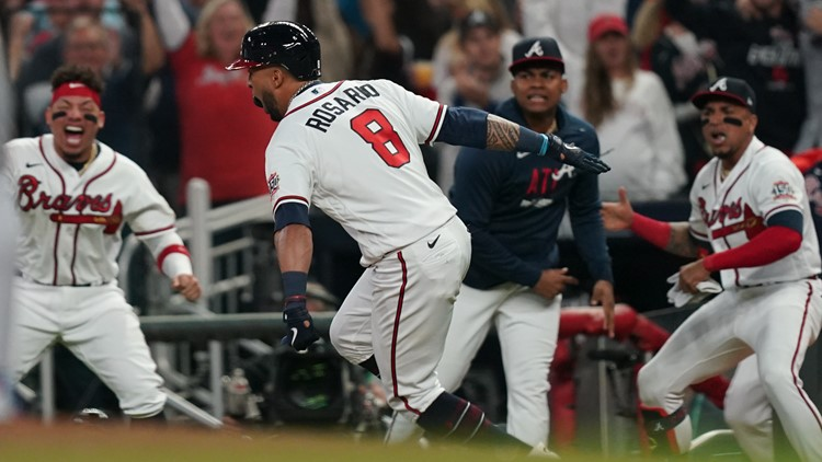 Atlanta Braves World Series bound, defeat LA Dodgers in NLCS