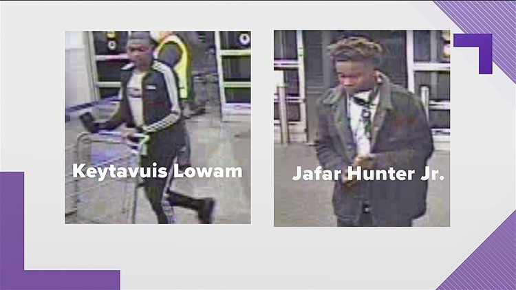 2 teens wanted in deadly hit-and-run