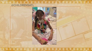 Children's Hospital of Atlanta patient wants Ariana Grande to visit her this weekend