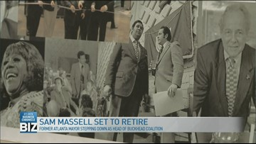 Sam Massell set to retire as head of Buckhead Coalition